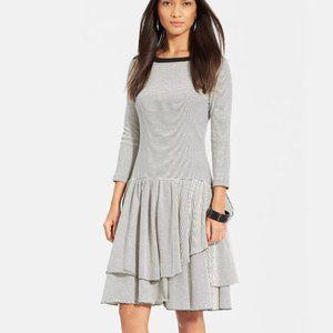 Lauren Ralph Lauren dress Striped sz 3X